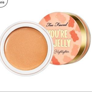 NIB Too Faced You're So Jelly Highlighter, Bronze